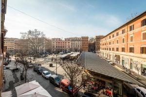 Sweet Inn San Cosimato, Apartmány  Řím - big - 11