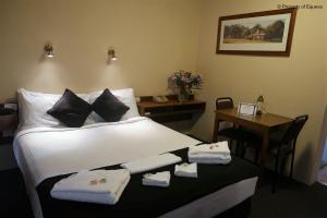 Katoomba Town Centre Motel, Motely  Katoomba - big - 4