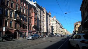 Apartments on 12-ya liniya V.O., Apartmány  Petrohrad - big - 1