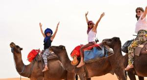 Riad Desert Camel, Hotels  Merzouga - big - 127