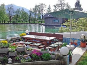 Haus Seehof, Pensionen  Sankt Gilgen - big - 52