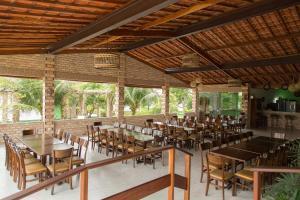 Pousada Rancho das Dunas, Lodge  Santo Amaro - big - 54