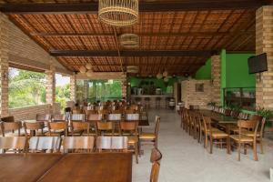 Pousada Rancho das Dunas, Lodge  Santo Amaro - big - 53