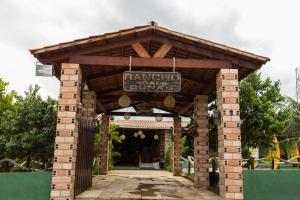 Pousada Rancho das Dunas, Lodge  Santo Amaro - big - 31