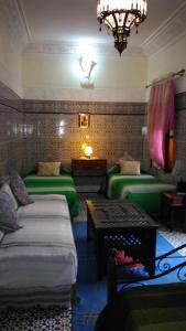 Ryad Bab Berdaine, Riads  Meknès - big - 4