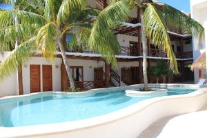 Tierra Mia Boutique Hotel, Hotely  Holbox Island - big - 47