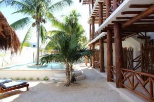 Tierra Mia Boutique Hotel, Hotely  Holbox Island - big - 44