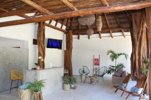 Tierra Mia Boutique Hotel, Hotely  Holbox Island - big - 42