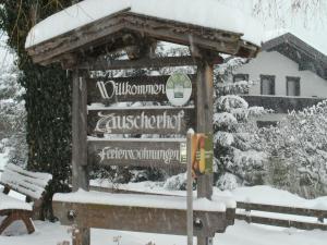 Zauscherhof, Апартаменты  Wildermieming - big - 44
