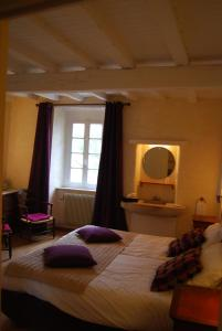 Le Jardin de la Sals (Ecluse au Soleil), Bed & Breakfasts  Sougraigne - big - 9