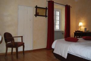 Le Jardin de la Sals (Ecluse au Soleil), Bed & Breakfasts  Sougraigne - big - 17