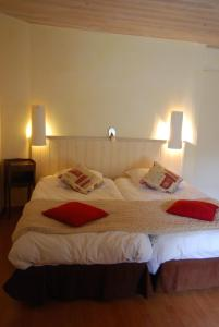 Le Jardin de la Sals (Ecluse au Soleil), Bed & Breakfasts  Sougraigne - big - 22