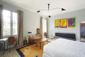 Mas de Lafeuillade, Bed & Breakfast  Montpellier - big - 17