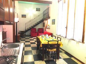 Ca delle Rondini, Dovolenkové domy  Civezza - big - 16