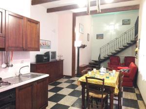 Ca delle Rondini, Dovolenkové domy  Civezza - big - 15
