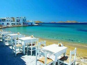 Mykonos Beach House Elena