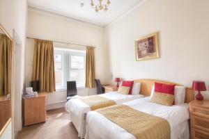 Luccombe Hall Hotel, Hotels  Shanklin - big - 30