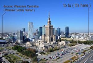 Centrum Studio, Apartmanok  Varsó - big - 11