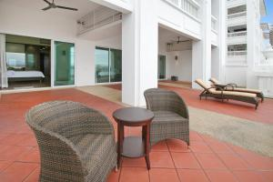 Home-Suites in Straits Quay, Penang, Апартаменты  Танджунг-Бунга - big - 18
