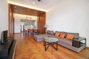 Home-Suites in Straits Quay, Penang, Апартаменты  Танджунг-Бунга - big - 61