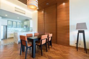 Home-Suites in Straits Quay, Penang, Апартаменты  Танджунг-Бунга - big - 59