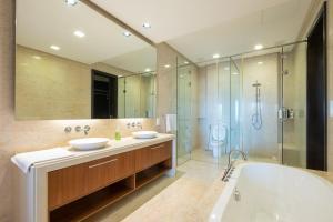 Home-Suites in Straits Quay, Penang, Апартаменты  Танджунг-Бунга - big - 54