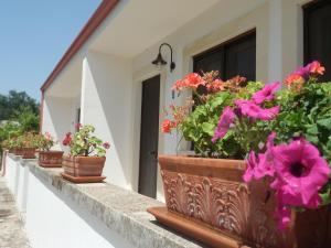 Masseria Fagà, Apartmánové hotely  Otranto - big - 1