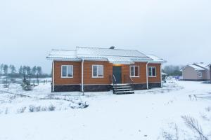 Cottage 1, Vily  Starozhivotinnoye - big - 2