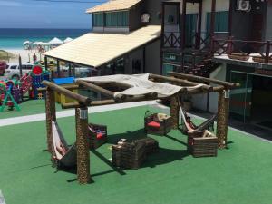 Pousada Laguna, Vendégházak  Cabo Frio - big - 18