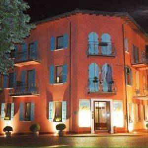 Hotel La Spia D'Italia, Szállodák  Solferino - big - 32