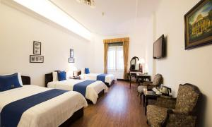 Hoa Binh Hotel, Hotely  Hanoj - big - 15