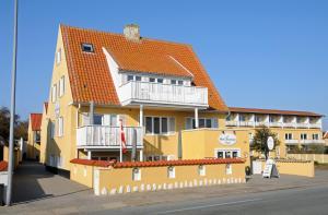 Hotel Strandvejen Rooms