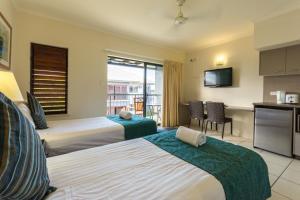 Southern Cross Atrium Apartments, Апарт-отели  Кэрнс - big - 13