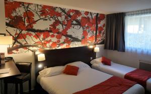 Hotel Pavillon des Gatines, Hotely  Plaisir - big - 13