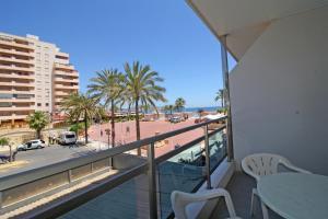 Frentemar Costa Calpe, Appartamenti  Calpe - big - 5