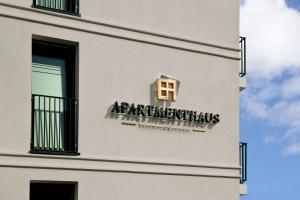 Leipzig Apartmenthaus, Aparthotels  Leipzig - big - 37