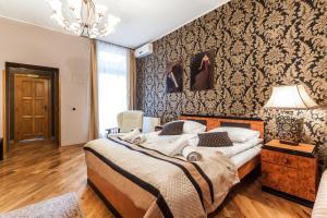 Aparthotel Oberża, Апарт-отели  Краков - big - 15