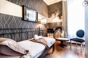 Aparthotel Oberża, Апарт-отели  Краков - big - 32