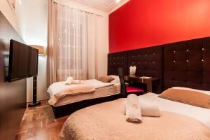 Aparthotel Oberża, Апарт-отели  Краков - big - 28