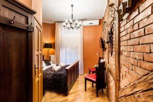 Aparthotel Oberża, Апарт-отели  Краков - big - 27