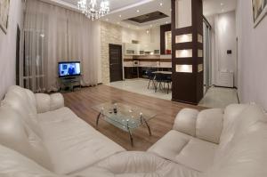 Hotrent Apartments Shevchenko, Apartmány  Kyjev - big - 8