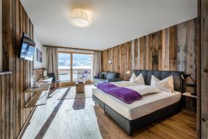 Almdorf Almlust, Hotely  Flachau - big - 13