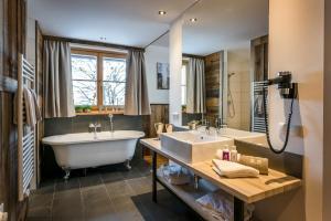 Almdorf Almlust, Hotely  Flachau - big - 47