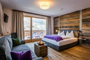 Almdorf Almlust, Hotely  Flachau - big - 6