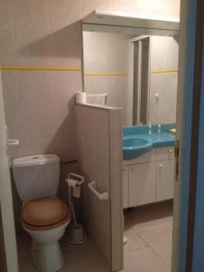 Orange Apartment, Apartmány  Marseillan - big - 45