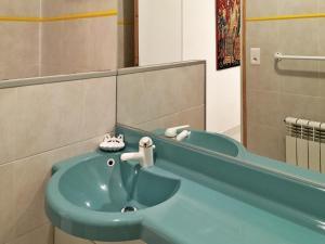 Orange Apartment, Apartmány  Marseillan - big - 47