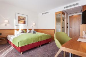 Hotel Waldhorn, Hotely  Kempten - big - 17