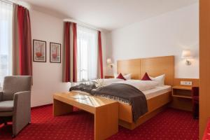 Hotel Waldhorn, Hotely  Kempten - big - 14