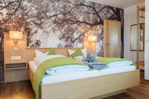 Hotel Waldhorn, Hotely  Kempten - big - 6