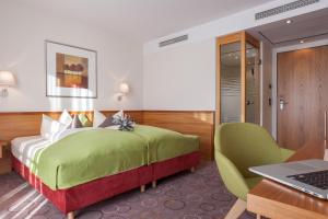 Hotel Waldhorn, Hotely  Kempten - big - 23